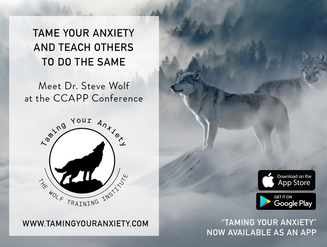 Visit Taming Your Anxiety website